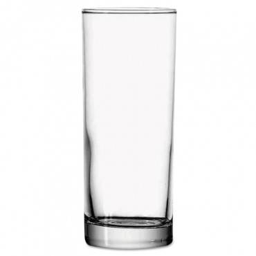 Heavy Base Glasses, Tall, 10 1/2 Oz, Clear, 36/carton