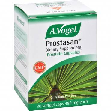 A Vogel Prostasan - 480 mg - 30 Softgels