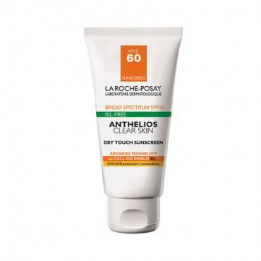 Anthelios Dry Touch Sunscreen SPF 60, 1.7 oz Part No. V0402700 Qty 1