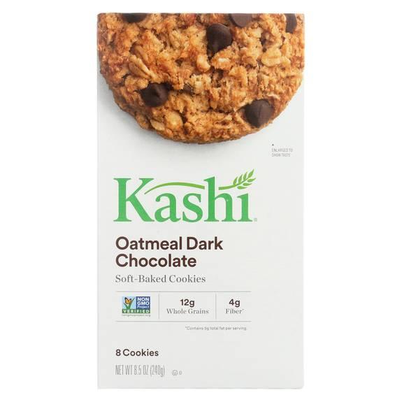 Kashi Oatmeal Dark Chocolate - Case of 6 - 8.5 oz.