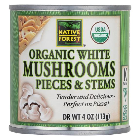 Oz Native Plants: Native Forest Organic Mushrooms