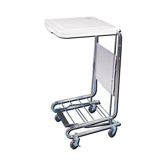 Drive Medical Hamper Stand-KD with Poly Coated Steel Lid Part No.13070