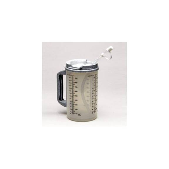 MEDICAL ACTION Insulated Pitcher Clear 32 oz. (1/each)