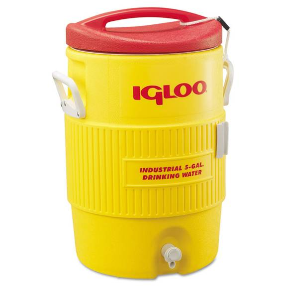 Industrial Water Cooler, 5gal