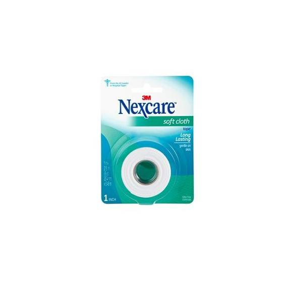 """Nexcare Tape Adv Holding Power Cloth 1"""" x 6 yds. 3M Part No. 751 Qty 1"""