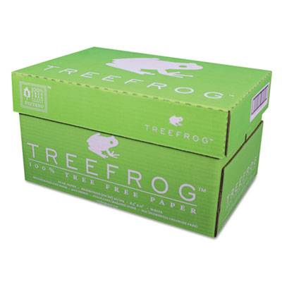 Tree-Free Copy Paper, 20-Lb., 8-1/2 X 11, 5000 Sheets/carton