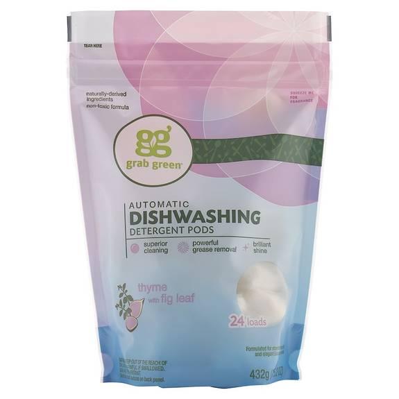 Thyme Dishwasher Pods