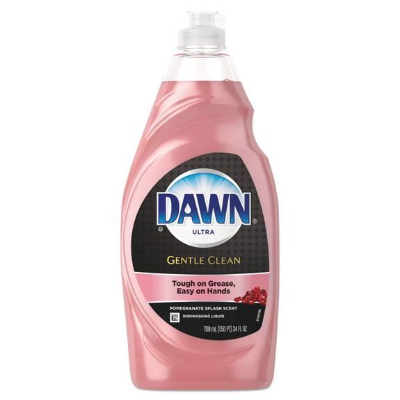 Dawn  ULTRA GENTLE CLEAN, POMEGRANATE SPLASH, 24 OZ BOTTLE, 10/CARTON 74093 10 Case