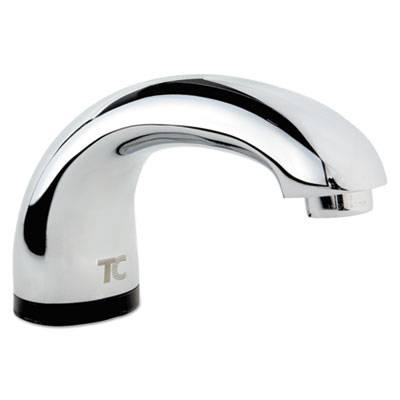 Auto Faucet Sst, Milano Design, Polished Chrome, 6 1/2w X 2.1d X 3 3/4h