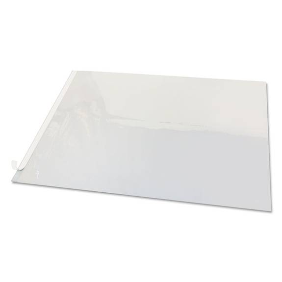 Second Sight Clear Plastic Desk Protector, 24 X 19