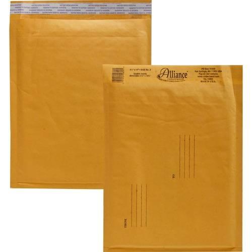 Alliance Rubber Kraft Bubble Mailers (CA/CASE)