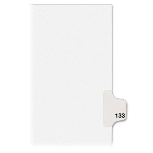 Avery® Individual Legal Exhibit Dividers - Avery Style (PK/PACKAGE)