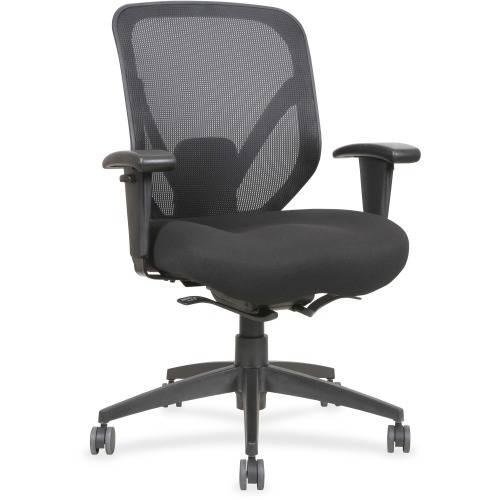 Lorell Self-tilt Mid-back Chair (EA/EACH)