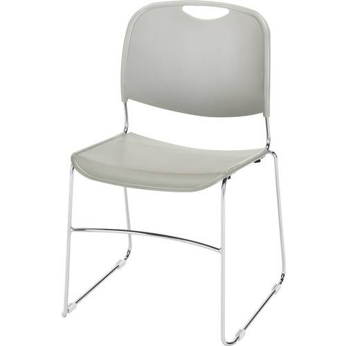 Lorell Lumbar Support Stacking Chair (CA/CASE)
