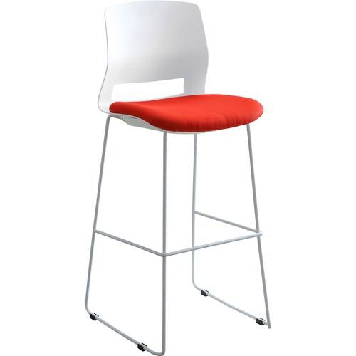 Lorell Artic Series Stack Stool (CA/CASE)