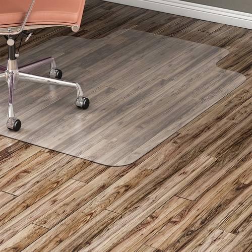 Lorell Nonstudded Hard Floor Wide Lip Chairmat (EA/EACH)