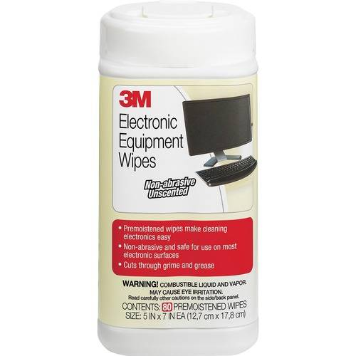 3M Premoistened Electronic Cleaning Wipes (EA/EACH)
