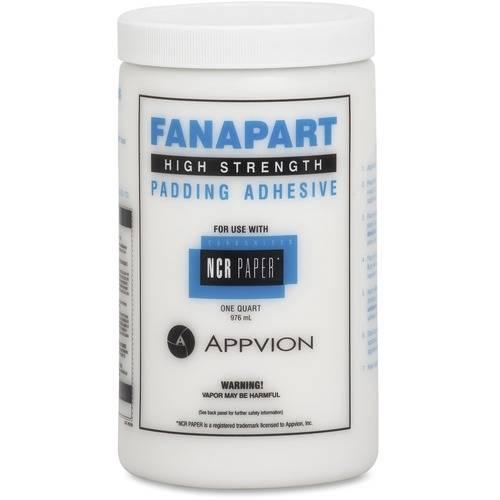 NCR Paper Fanapart Padding Adhesive (EA/EACH)
