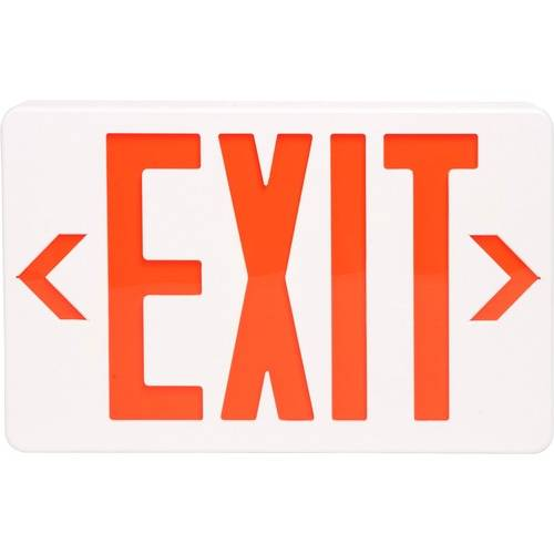 Tatco LED Exit Sign with Battery Back-Up (EA/EACH)