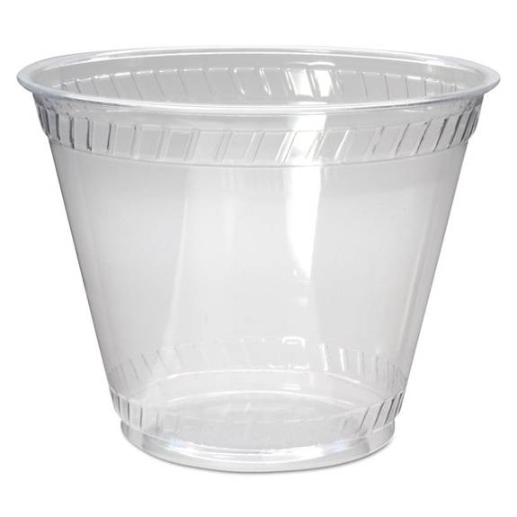 Boardwalk PET20 Clear Plastic Cold Cups 20 Oz 1000//carton