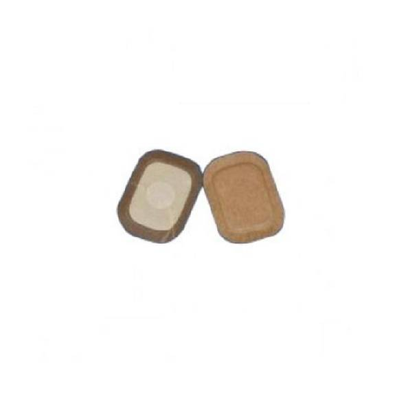 "Ampatch Style G-3 With 3/4"" X 1 1/4"" Rectangular Center Hole Part No. 838234000813 (50/box)"