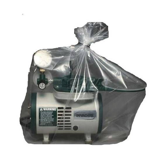 Neb/iv Pump/suction Machine Equipment Cover, Clear Part No. Bor18g-201830 (1/ea)