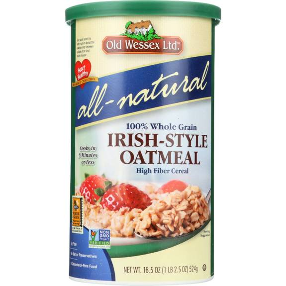 Old Wessex Oat Meal - Irish Style - 18.5 oz - case of 12