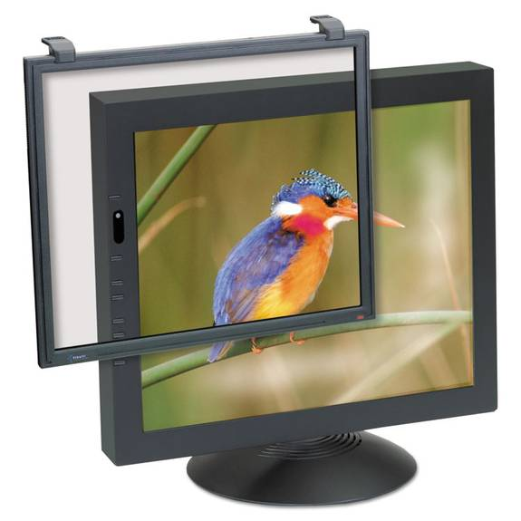 "Antiglare Executive Flat Frame Monitor Filter, 19""-21"" Crt/19""-20"" Lcd"