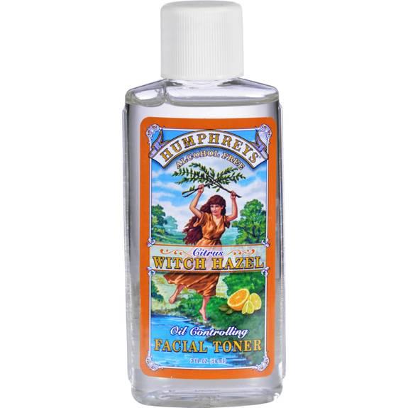 Humphrey's Homeopathic Remedy Witch Hazel Facial Toner - 2 fl oz