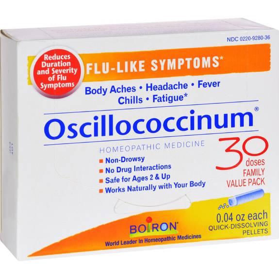 Boiron Oscillococcinum - 30 Doses
