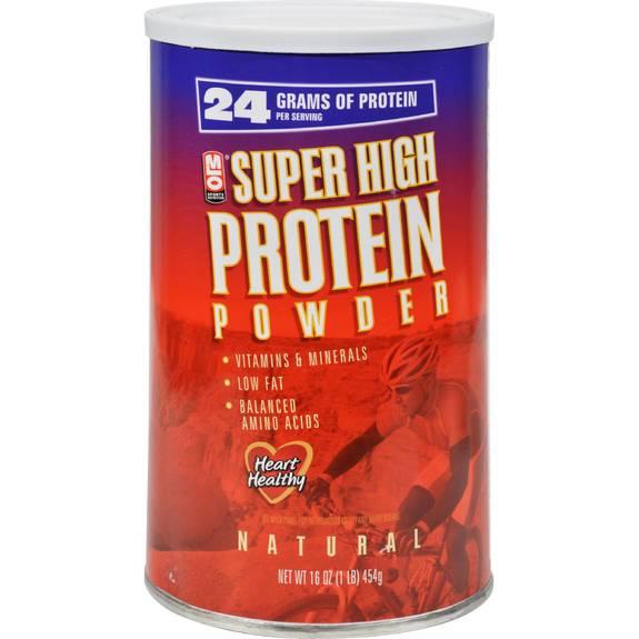 Mlo Super High Protein Powder - 16 Oz