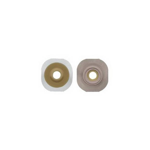"New Image 2-piece Precut Convex Flexwear (standard Wear) Skin Barrier 1"" Part No. 14504 (5/box)"