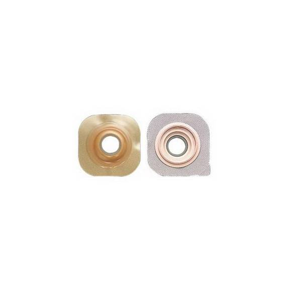 "New Image 2-Piece Precut Convex Flexwear (Standard Wear) Skin Barrier 1-1/8"" (5/Box)"