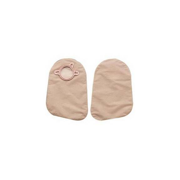 """New Image 2-piece Closed-end Pouch 1-3/4"""" With Filter Part No. 18322 (30/box)"""