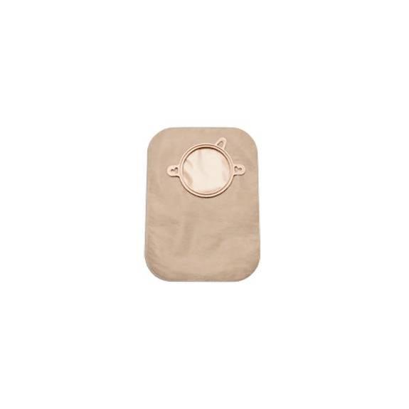 "New image 2-piece closed-end pouch 2-1/4"", beige part no. 18733 (60/box)"