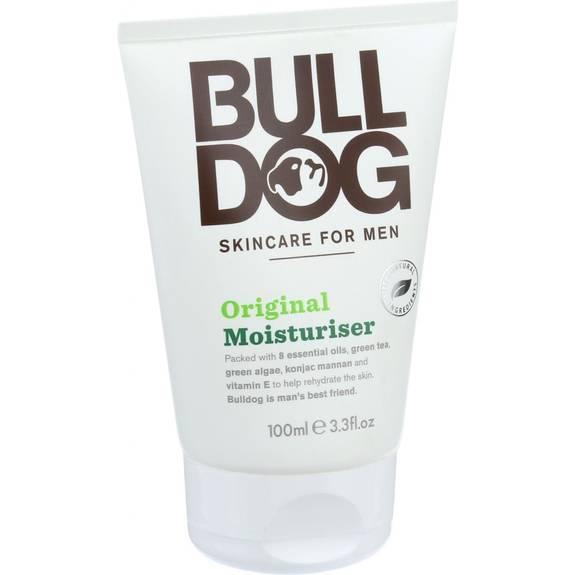 Bulldog Natural Skincare Moisturiser - Original - 3.3 oz