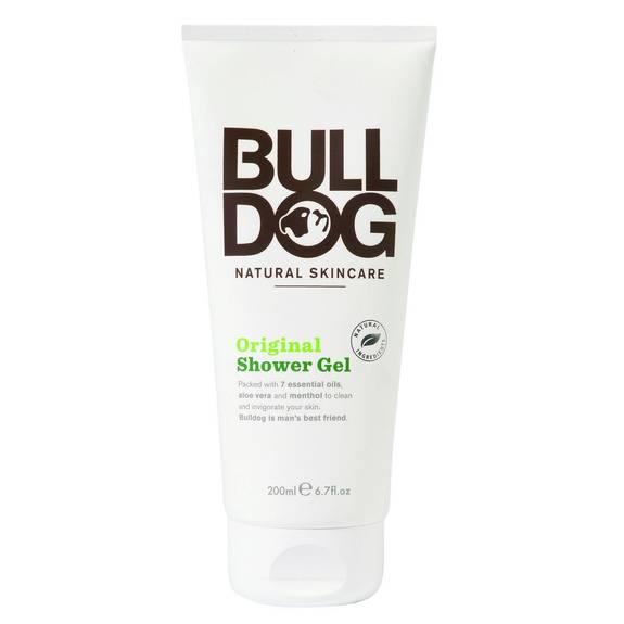 Bulldog Natural Skincare Shower Gel - Original - 6.7 oz