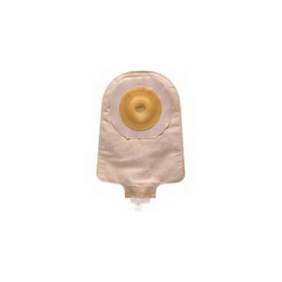 "Premier 1-piece urostomy pouch precut 1-1/4"" with flextend barrier part no. 8496 (5/box)"