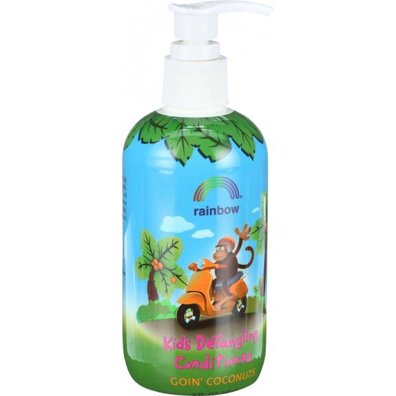 Rainbow Research Kids Detangling Conditioner - Goin Coconuts - 8 oz