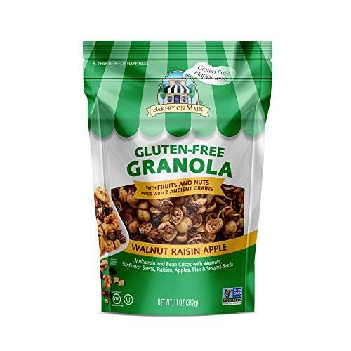 Bakery On Main Gluten Free Granola - Apple Raisin Walnut - Case Of 6 - 12 Oz.