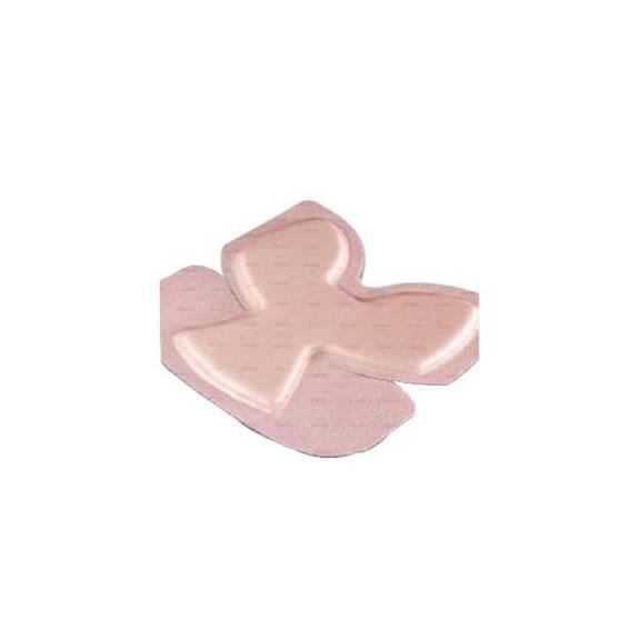 Allevyn gentle border silicone gel adhesive hydrocellular dressing 23 cm x 23-1/5 cm heel part no. 66800506 (5/box)