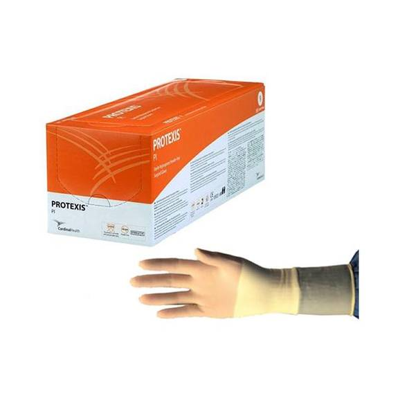 Protexis Polyisoprene Surgical Glove, Powder-Free, Size 7.0 Part No. 2D72PT70X Qty  Per Box