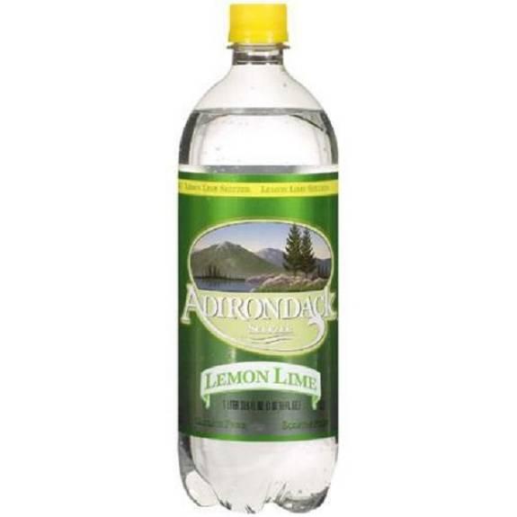Naturals Adirondack Seltzer Lemon Lime Case Of 12 33