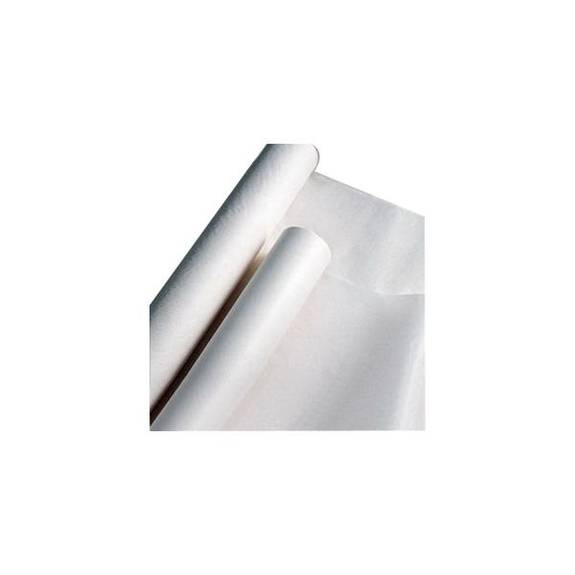"Exam Table Paper, Smooth, White, 18"" X 225' (12/Case)"