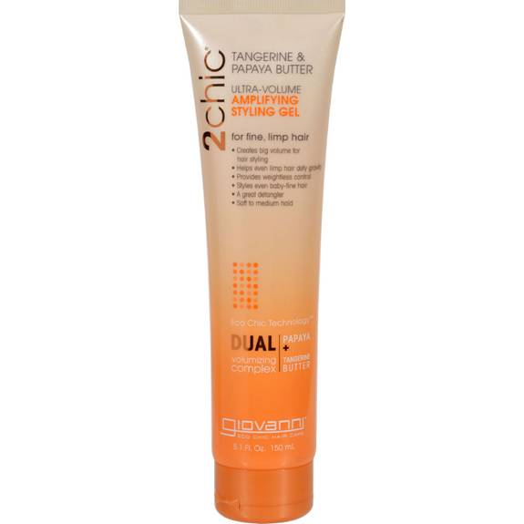Giovanni Hair Care Products 2chic Style Gel - Ultra-Volume - 5.1 fl oz