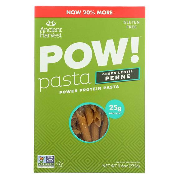 Ancient Harvest Pasta - Penne - Case Of 6 - 9.6 Oz.