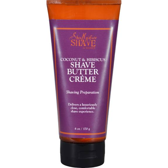 SheaMoisture Shave Butter Creme - Coconut and Hibiscus - Women - 6 oz