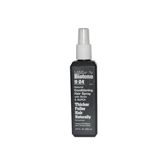 Mill Creek Biotene H-24 Natural Conditioning Hair Spray - 8.5 fl oz