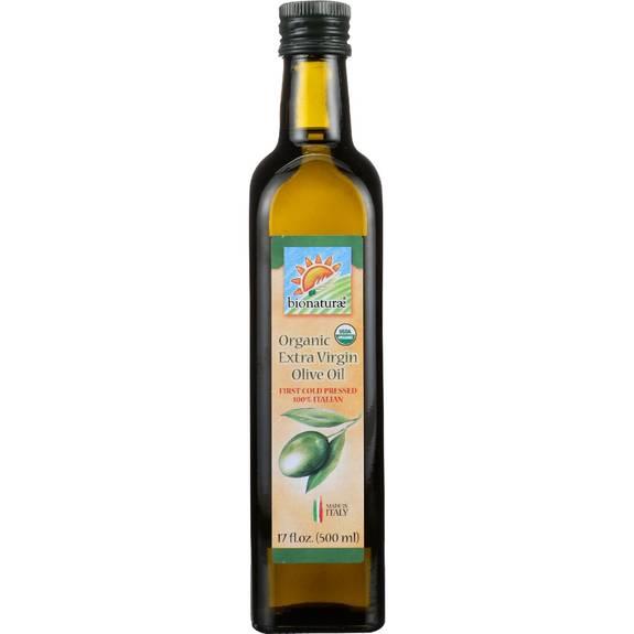 Bionaturae Olive Oil - Organic - Extra Virgin - 17 Oz - 1 Each