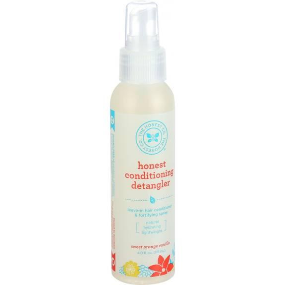 The Honest Company Honest Conditioning Detangler - Sweet Orange Vanilla - 4 oz